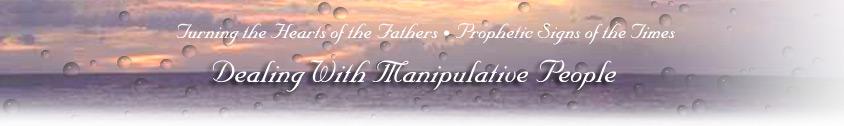 Manipulative People Heading